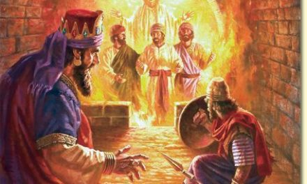 "Daniel 3:25 And ""The Son Of God"" In The KJV"
