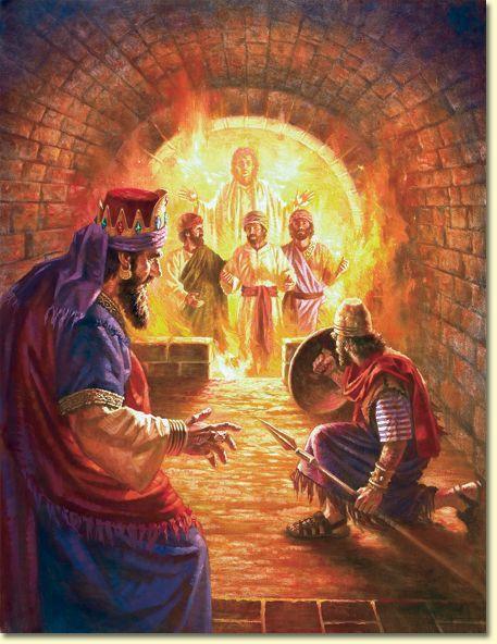 "Daniel 3:25 And ""The Son Of God"" In The KJV"