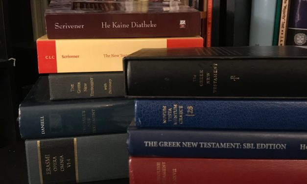 Why Does The New Testament Need To Be Continually Updated?