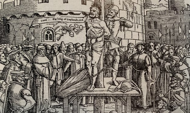 William Tyndale And God's English Voice