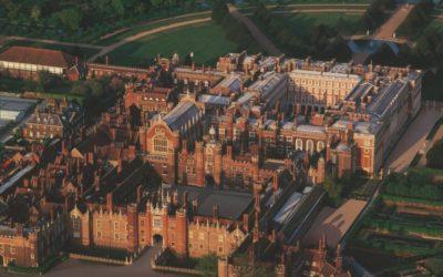 Hampton Court – Avenue And Dates